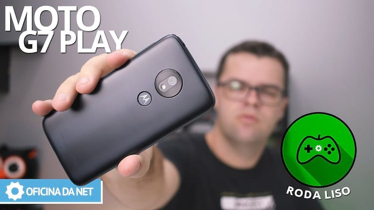 Motorola Moto G7 Play fez 26FPS no PUBG Mobile